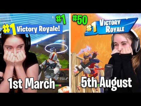 1st VS 50th SOLO WIN! *emotional*