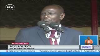 DP William Ruto seeks Raila Odinga's blessings ahead of 2022 election