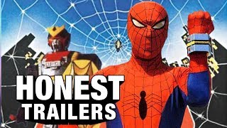 Before you swing into the Spider-Verse enter 1970's Japan - it's Honest Trailers for 'Supaidāman' the Japanese Spider-Man series Watch the Honest Trailers ...