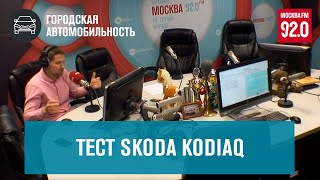Фото Skoda Kodiaq Volvo V60 Cross Country и Audi E-tron часть 1