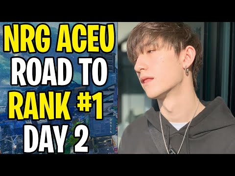 NRG ACEU with iiTzTimmy -THE AIM GOD? 12 SOLO KILLS IN RANKED MATCH -ACEU ROAD TO RANK #1 DAY 2