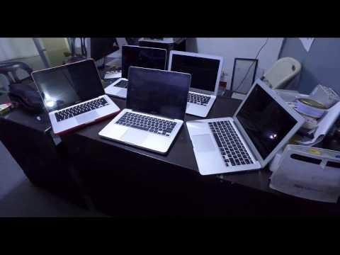 Macbook Repairs - Data Recovery - Laptop Repair - Computer Repair - Philippines