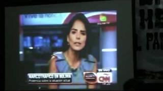 TM. Periodista Peruano presenta pruebas de las mentiras de prensa