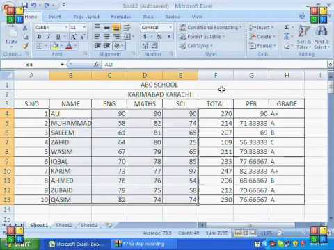 Lesson 57 download office template microsoft office excel 2007.