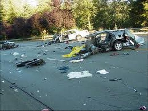 תאונות קטלניות ברוסיה 2/2 +18 סעו לאט Scary accidents compilation
