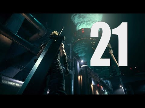 FINAL FANTASY VII REMAKE/ Lets play/ Part 21 from YouTube · Duration:  33 minutes 25 seconds