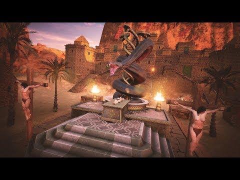 Просто фантастика | Conan Exiles Stream