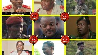 BURUNDI : SECRETS ET CHRONOLOGIE D