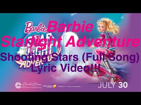 Barbie Starlight Adventure - S...