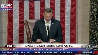 BREAKING: President Trump Pulls Healthcare Vote FNN