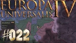 EUROPA UNIVERSALIS 4 Lets Play | #022 - Über Litauen zum Ruhm [deutsch]