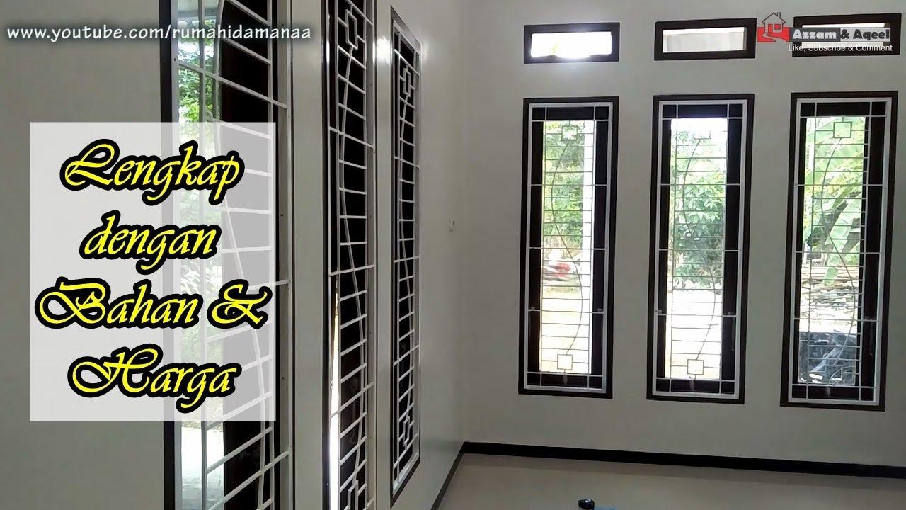 Model Teralis Jendela Minimalis Rumah Idaman Aa Eps74 Youtube