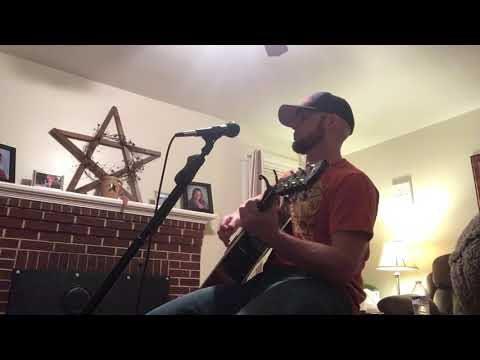 She got the best of me, Luke Combs  (cover...