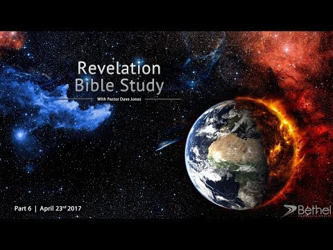 Revelation Bible Study part 6 (Letters to the Churches at Philadelphia & Laodicea, Chapter 3)
