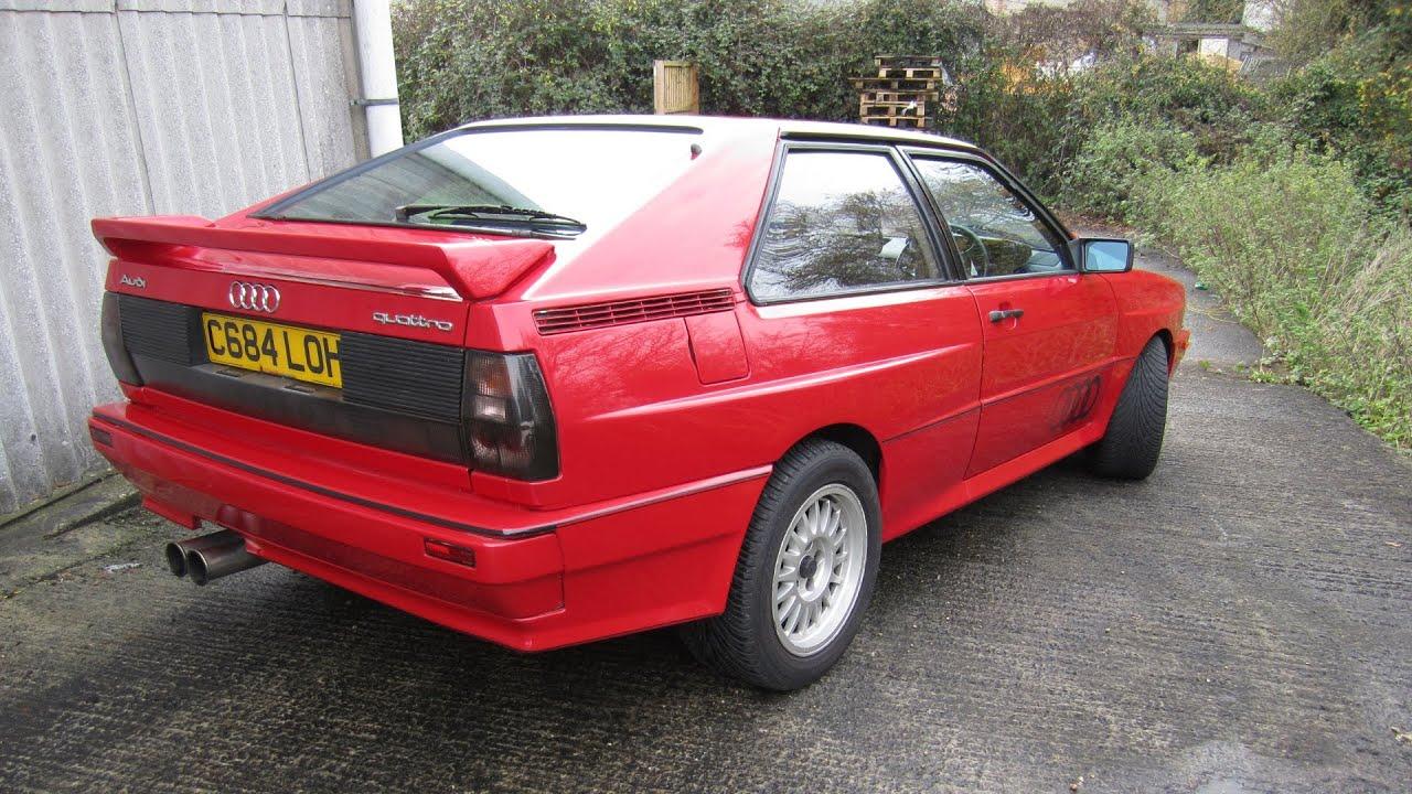 Kelebihan Audi Quattro 1985 Tangguh