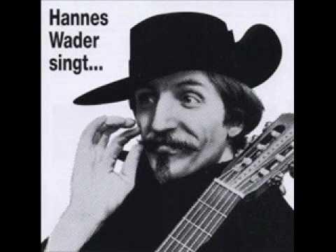 Hannes Wader - Playlist quer durch Jahre und Genres