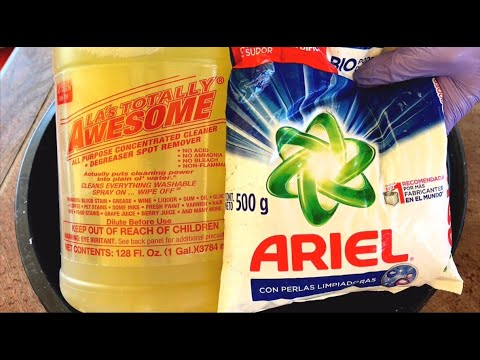 ASMR LA's Totally Awesome Cleaner + Ariel