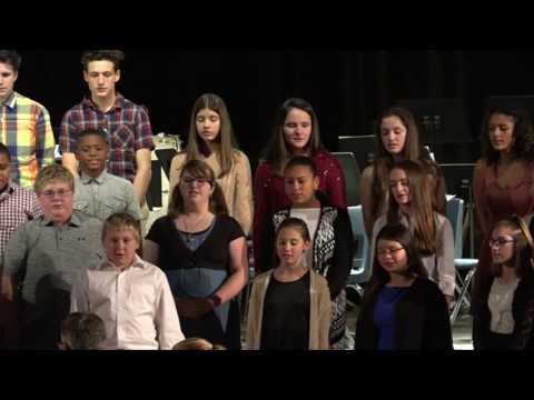 2016 Fall Concert Lyons Middle Senior High School