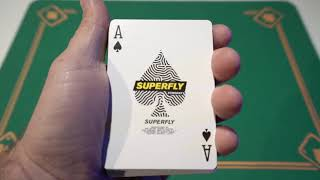 Video: Super Fly Stingray Playing Cards