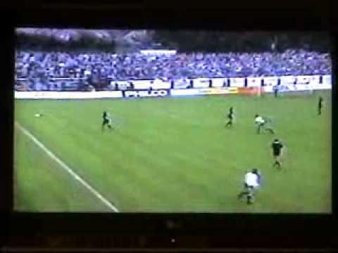 Merthyr Tydfil AFC v Atalanta (E.C.W.C.)1987.pt 1