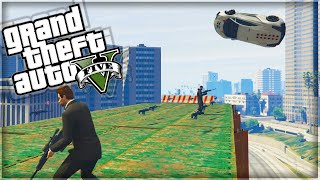 GTA 5 Funny Moments - 'SNIPING SCHOOL!' (GTA 5 Online Funny Moments)