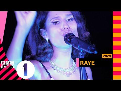 RAYE's Radio 1 Dance Weekend Mashup