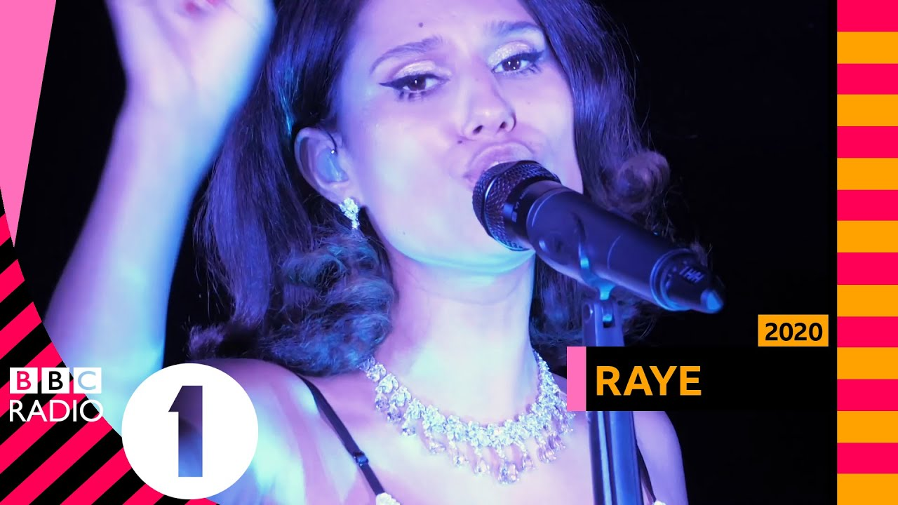 RAYE's Radio 1 Dance Weekend Mashup