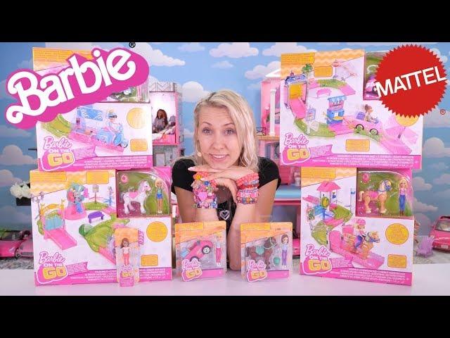 Barbie On The Go!