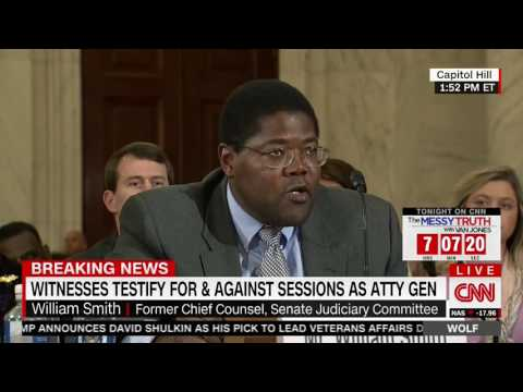 William Smith Destroys Democrats' Sessions Smears