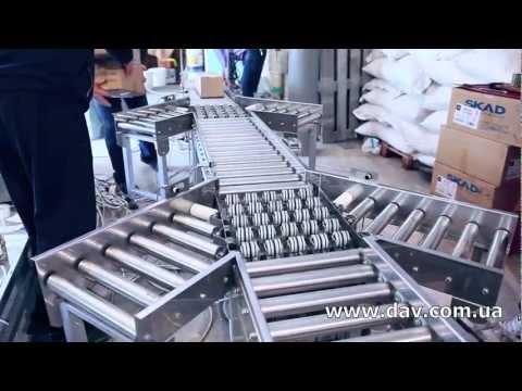 видео: Скоростная автоматическая сортировочная система.m4v