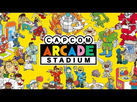 Capcom Arcade Stadium NB Gaming  
