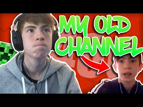 REACTING TO MY OLD CHANNEL 400 Subscriber Special*CRINGE!*
