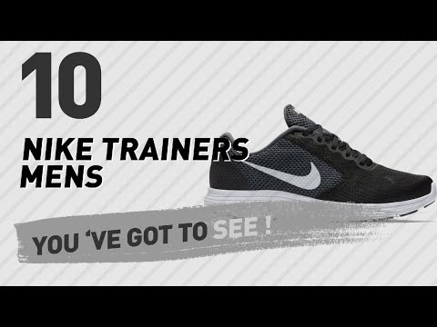 Nike Trainers Mens, Top 10 Collection // Nike Store UK