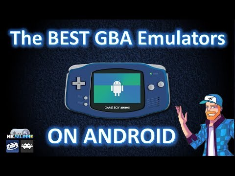 The Best GameBoy Advance GBA Emulators On Android For 2019