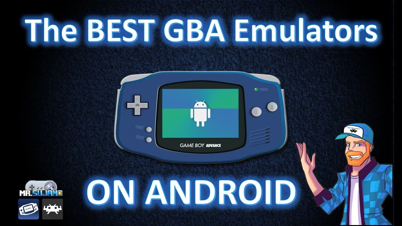 gameboy advance emulator spiele android