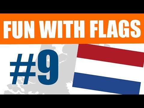 Fun With Flags #9 - Flag Of The Netherlands
