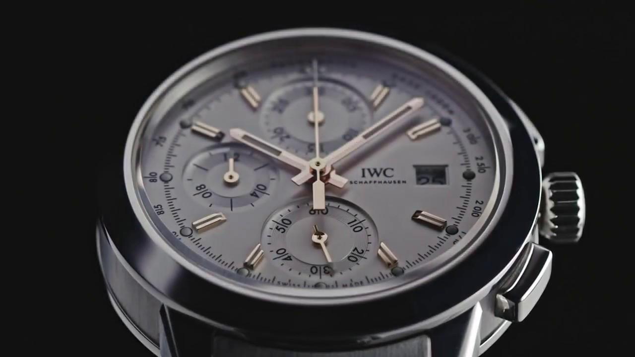 buy online 8de6c 5aa47 IWC Ingenieur Chronograph IW380801
