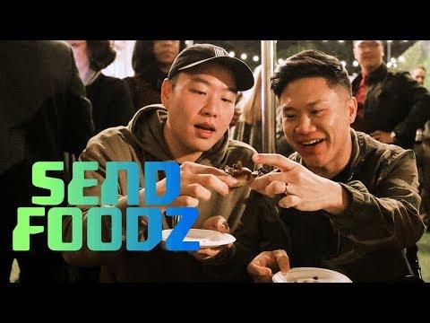 101 Restaurants We Love Food Festival: Send Foodz W/ Timothy DeLaGhetto & David So