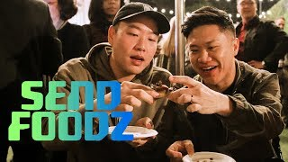101 Restaurants We Love Food Festival: Send Foodz w/ Timothy DeLaGhetto & David So