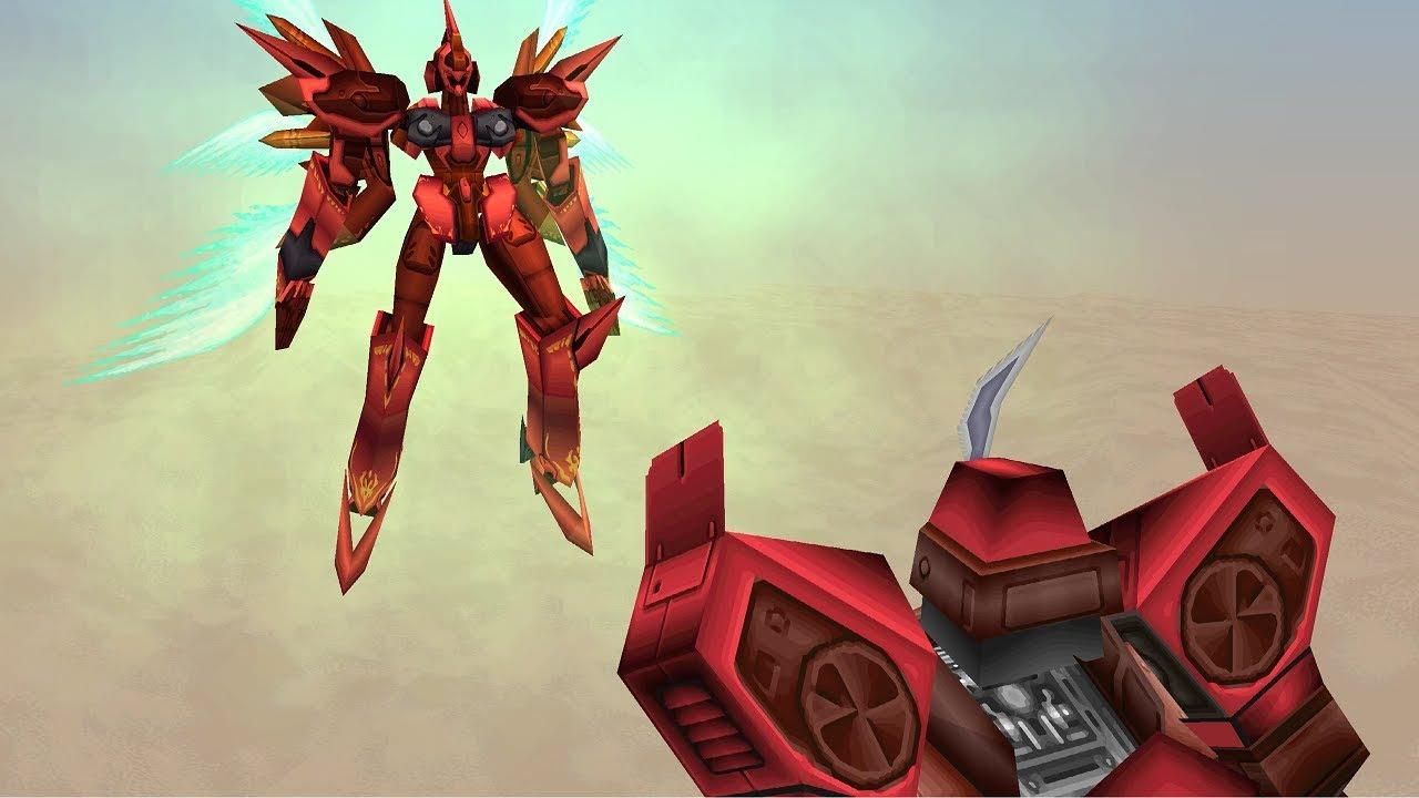 Xenogears: Enter the Demon of Elru (HD 8x internal res, PGXP, xBR,  widescreen)