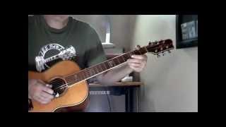Big Bill Broonzy Guitar Lesson   Guitar Shuffle Part 1