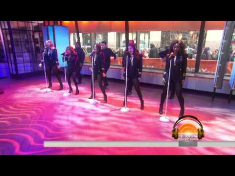 Fifth Harmony - Sledgehammer - Today Show - Feb 3