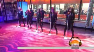 Fifth Harmony - Sledgehammer - Today Show - Feb 3