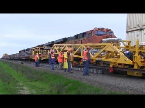 New Track Construction - NTC Harsco