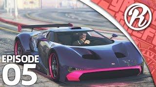 [GTA5] DURE AUTO'S STELEN!! - Royalistiq | GTA V Freeroam #5