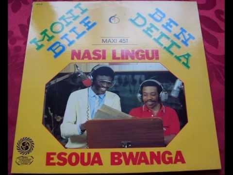 Moni Bilé & Ben Decca : Nasi Lingui (1985)
