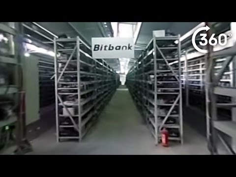 360° Chinese Bitcoin Mine | Brit Lab | BBC Future