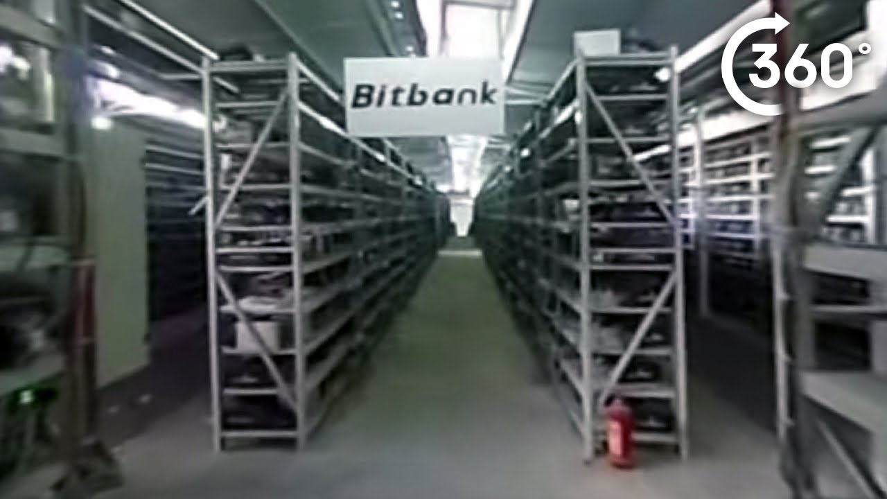 360 Chinese Bitcoin Mine