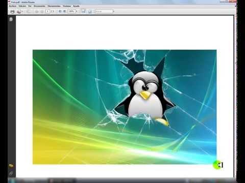 Como convertir una imagen de un archivo .PDF a .JPG (¡Sin descargar ni instalar nada!)