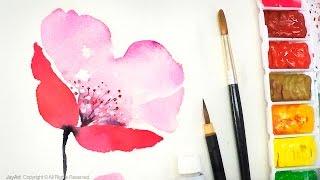 Watercolor Painting 수채화 그리기 - Level 3